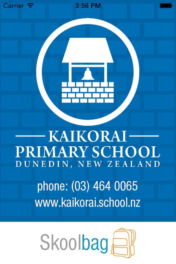 Kaikorai Primary NZ - Skoolbag- screenshot