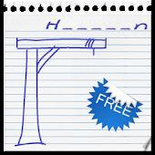 Paper Hangman Free (English)