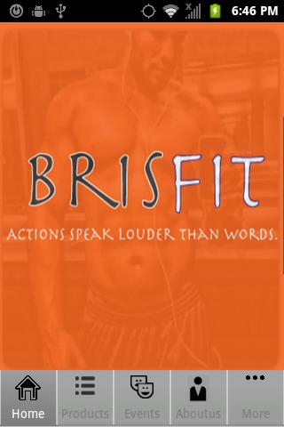 BrisFit