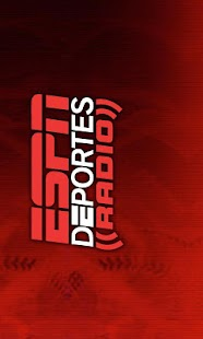 ESPN Deportes Radio - screenshot thumbnail
