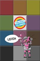 Screenshot of Naoplay Kids: Colours