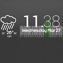 Cute Clock Weather Free - UCCW icon