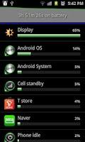 Screenshot of Coffee Battery Widget