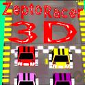 ZeptoRacer 3D – Paid logo