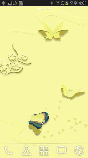 玩工具App|黃蝴蝶動態壁紙免費|APP試玩
