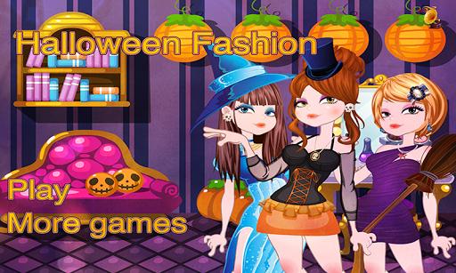 Halloween Fashion-Fashion Game
