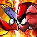 Ninja Chicken 2: Shoot'em up logo