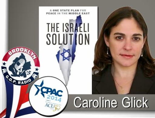 CAROLINE GLICK-ZION'S DAUGHTER