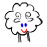 Sheep cleaner icon
