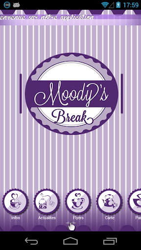 Moody's Break