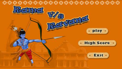 Ram Vs Ravan Shoot