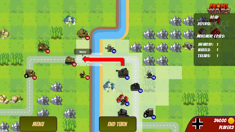 Front Wars Screenshot 3