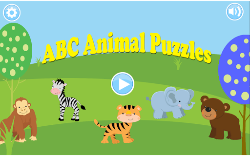 Kids ABC Animal Puzzles