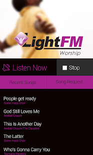 LightFM Radio Screenshot 4