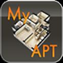 마이 아파트(My APT) logo