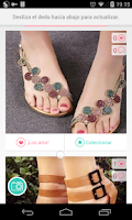 Screenshot of Shoe Lovers