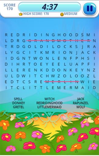 스마트 무료게임 -오락실 캐주얼게임 단어 찾기 퍼즐