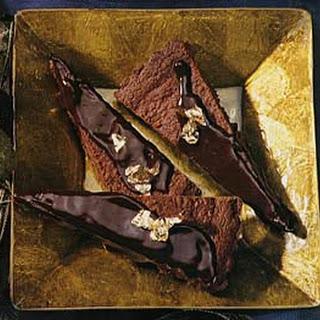 Chocolate-Glazed Mocha Fans