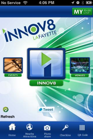 INNOV8 - screenshot