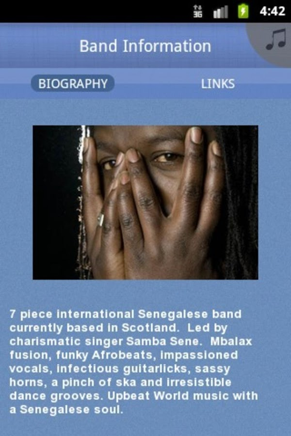 Samba Sene and Diwan - screenshot