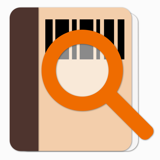 バーコード書籍検索 LOGO-APP點子