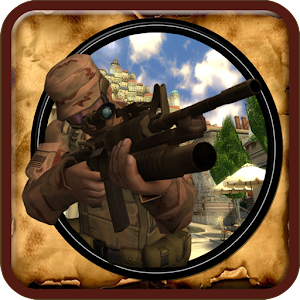 Sniper shooter 3D for PC and MAC