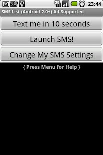 SMS Faker ™ (Ad Free) - screenshot thumbnail