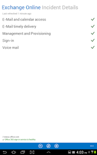 Office 365 Admin - screenshot thumbnail