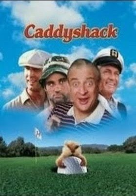 Caddyshack Wahnsinn ohne Handicap