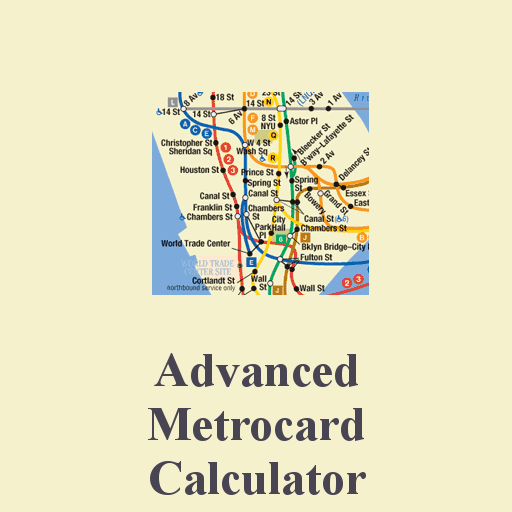 Advanced Metrocard Calculator
