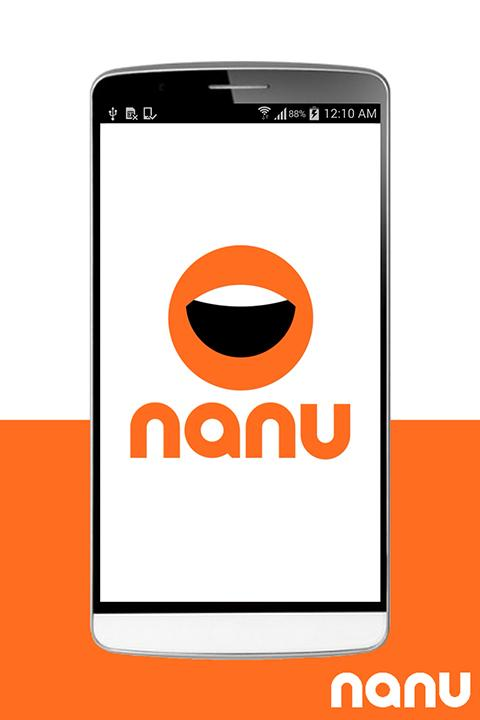 nanu - free calls for everyone- screenshot