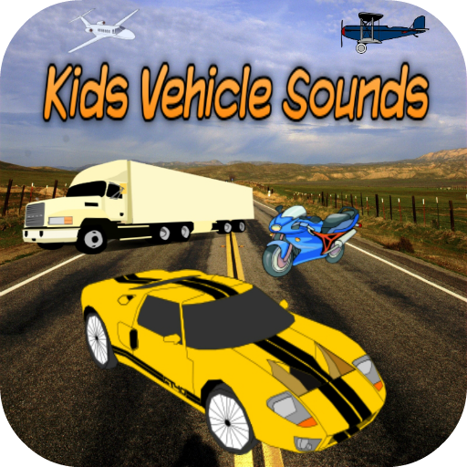Kids Vehicle Sounds 休閒 LOGO-玩APPs