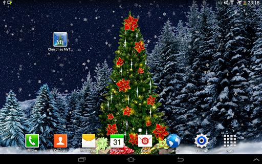 Christmas Tree Live Wallpaper screenshot 9