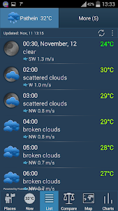 Weather ACE v1.11.2 (Ad Free)