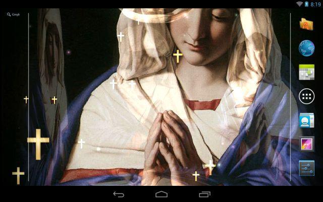 Catholic Live Wallpaper Free - screenshot