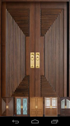 ドアロック画面