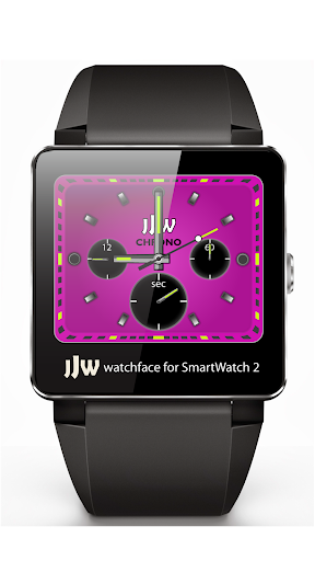 JJW Chrono Watchface 8 for SW2