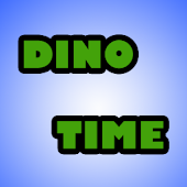 Dino Time Reading for Kids