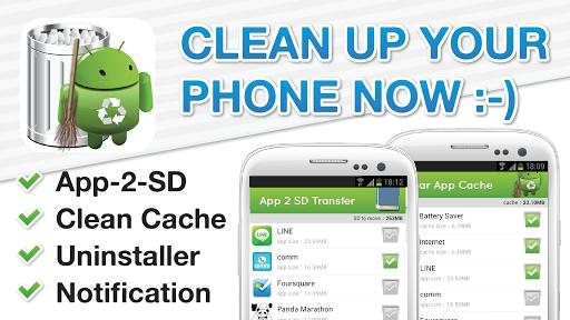 App Manager - 节省手机存储 缓存清理 轻松卸载