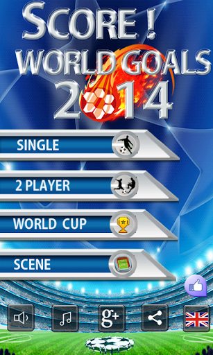 Score World Goals 2014