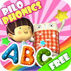 Pilo Phonics ABC For Kids icon