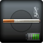 Batería del Cigarrillo Widget icon