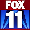 myFOXla KTTV FOX11 Los Angeles logo
