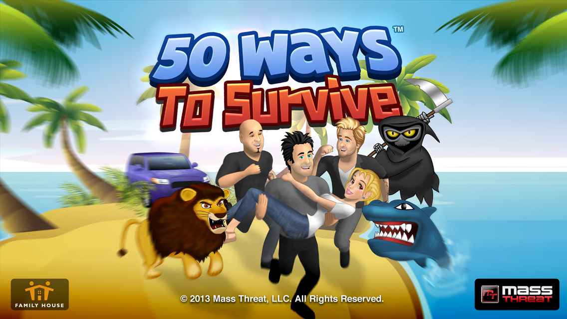 50 Ways to Survive- screenshot