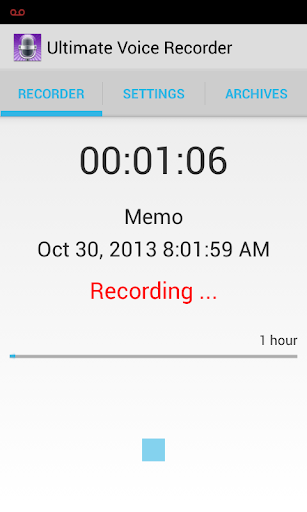 Download Audio Recorder for Free | Aptoide - Android Apps Store