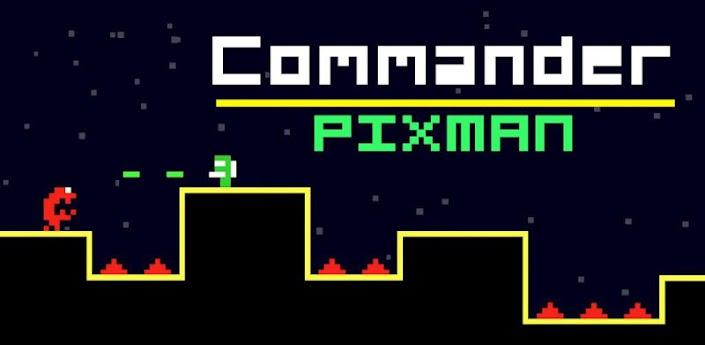 Commander Pixman