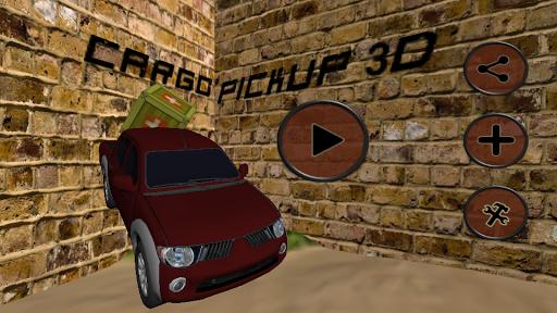 CARGO PICKUP 3D