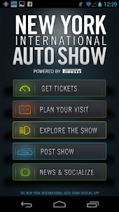New York Intl. Auto Show - screenshot thumbnail