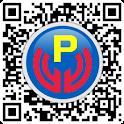 北市好停車QR logo