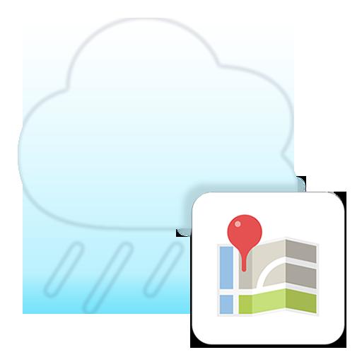 雨雲レーダー for SmartWatch 旅遊 App LOGO-APP試玩